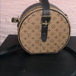 Louis Vuitton Boite Chapeau Bag Reverse Monogram
